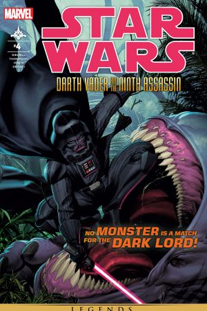 Star Wars: Darth Vader and the Ninth Assassin (2013) #4