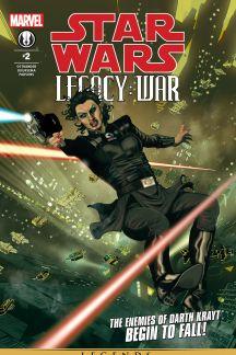 Star Wars: Legacy - War #2