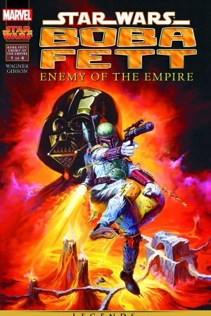 Star Wars: Boba Fett - Enemy of the Empire #1