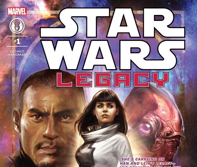 Star Wars: Legacy (2013) #1