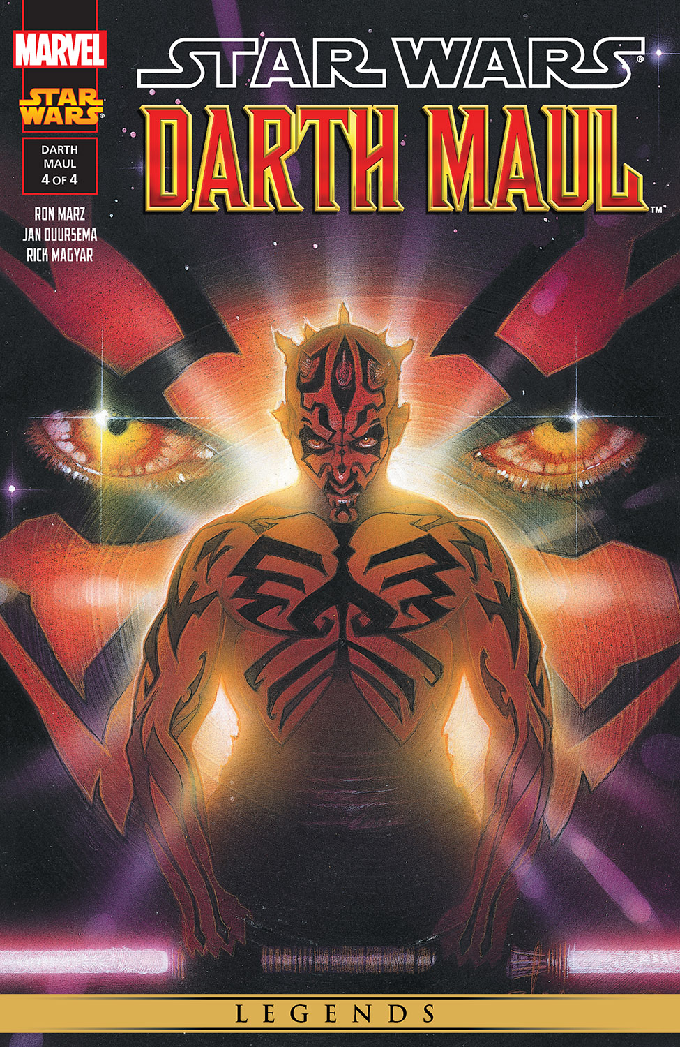 Star Wars: Darth Maul (2000) #4