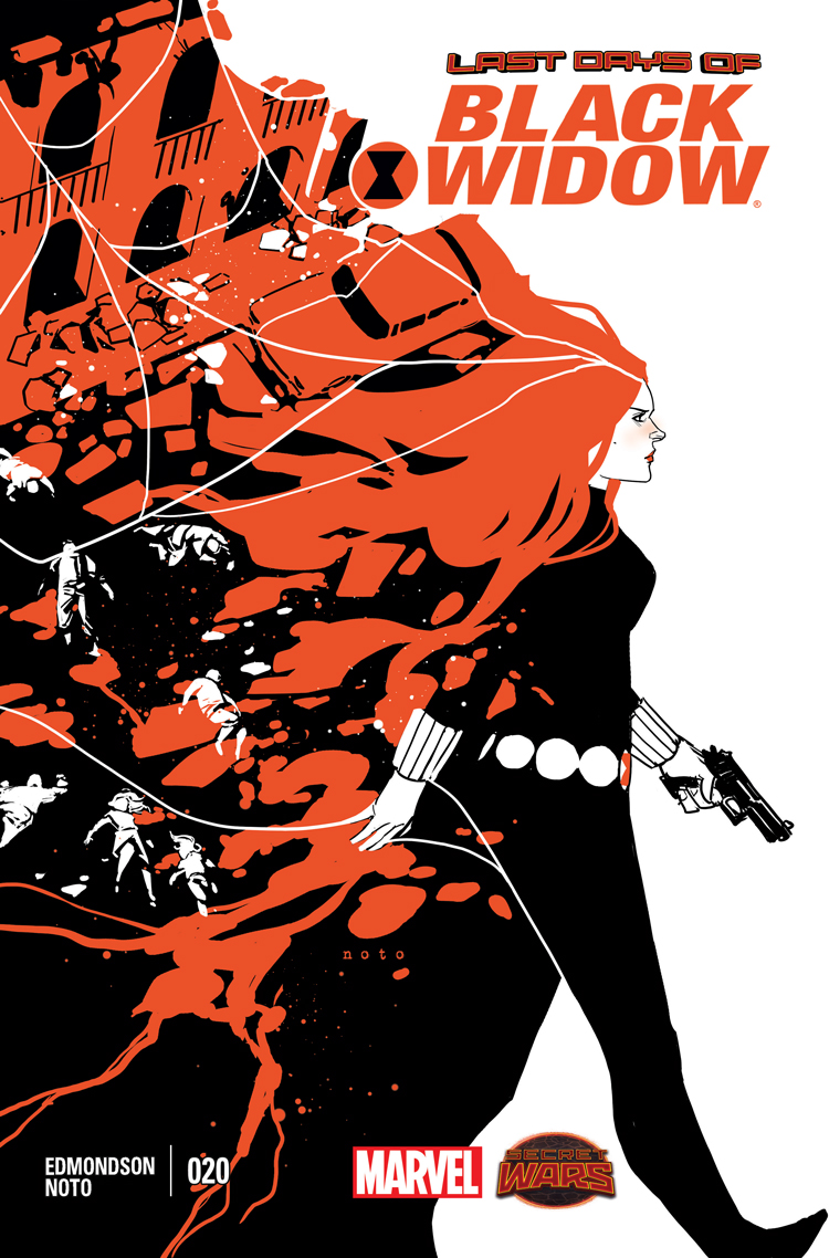 Black Widow (2014) #20