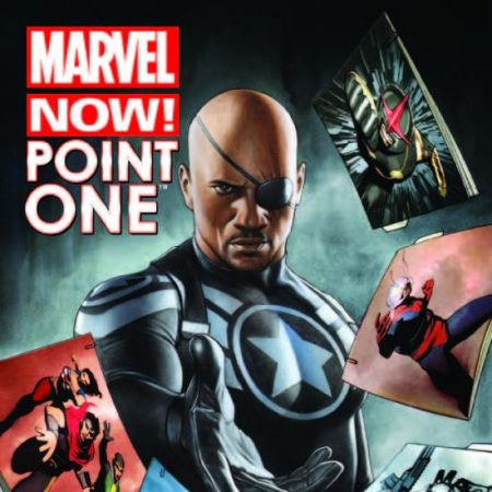 Marvel Now! Point One (2012)