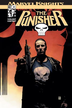 Punisher (2001) #21