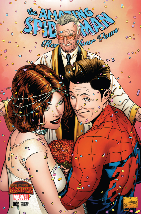 Amazing Spider-Man: Renew Your Vows (2015) #5 (Quesada Variant B)