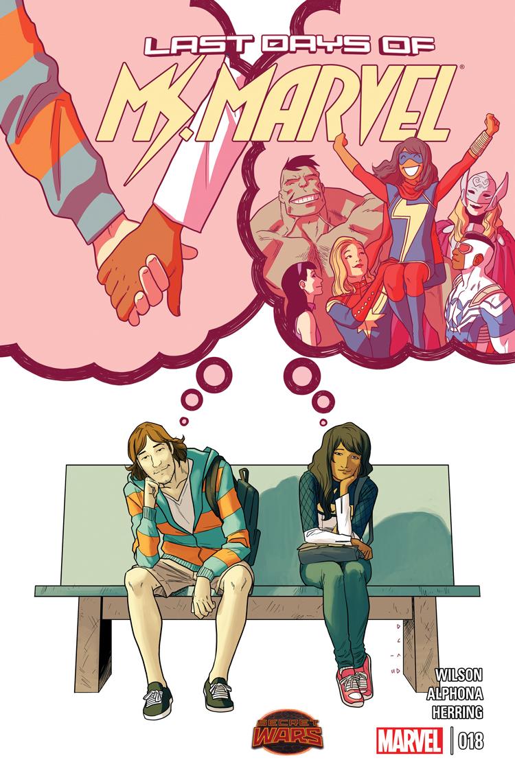 Ms. Marvel (2014) #18
