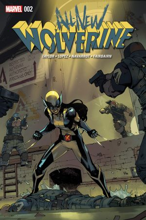 All-New Wolverine (2015) #2