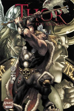 Thor: For Asgard #2