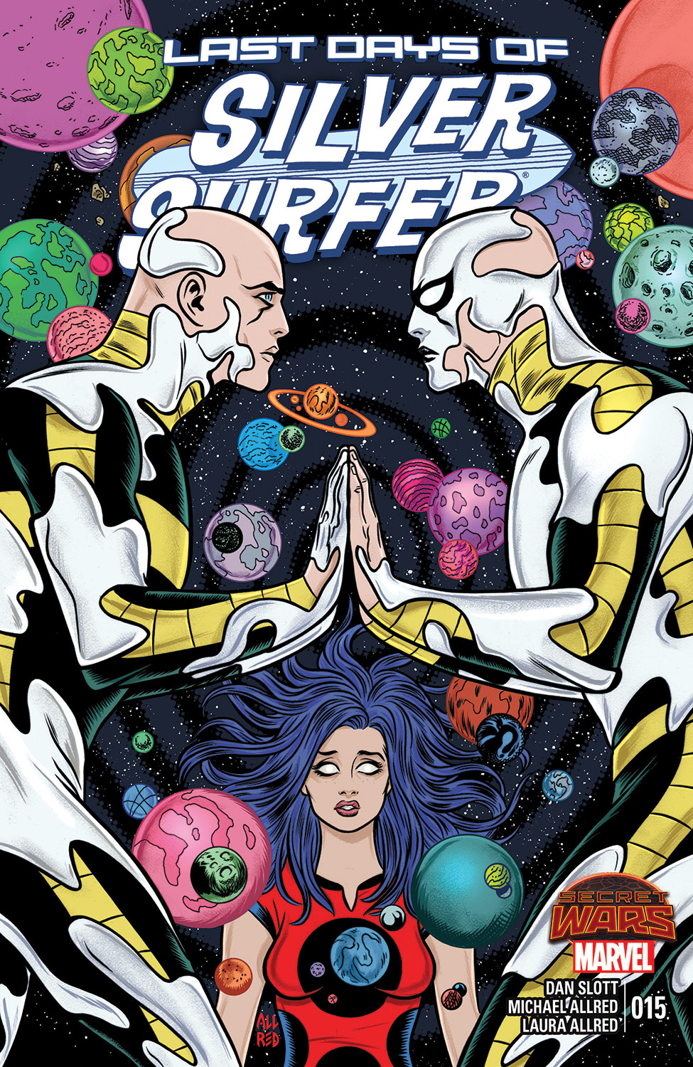Silver Surfer (2014) #15