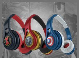 SMS Audio headphones