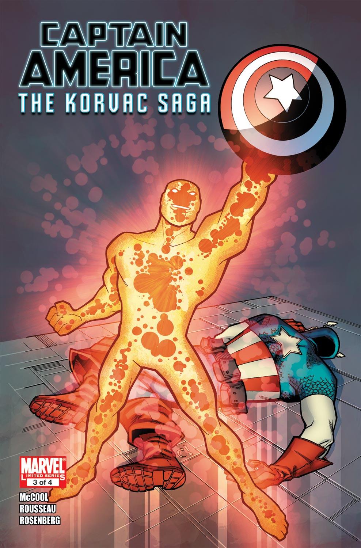 Captain America & the Korvac Saga (2010) #3