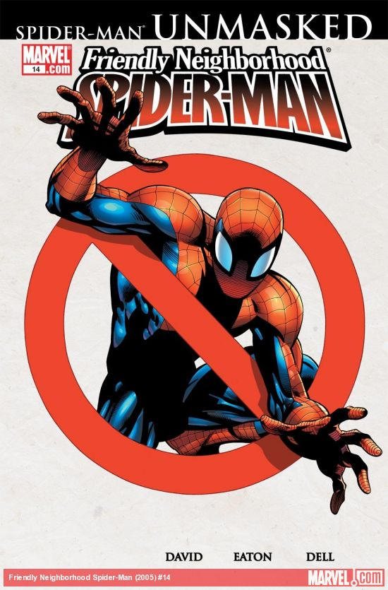 Friendly Neighborhood Spider-Man (2005) #14