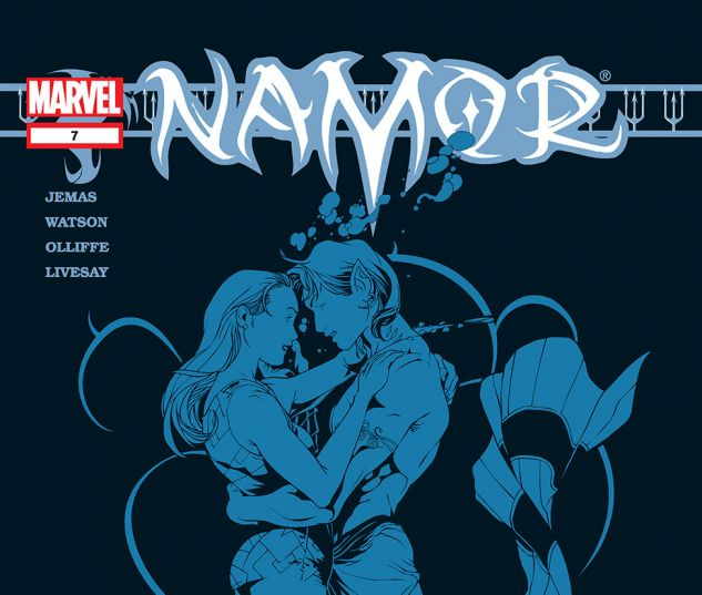 Namor (2003) #7
