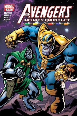 Avengers & the Infinity Gauntlet (2010) #4