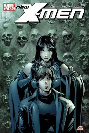New X-Men (2004) #32
