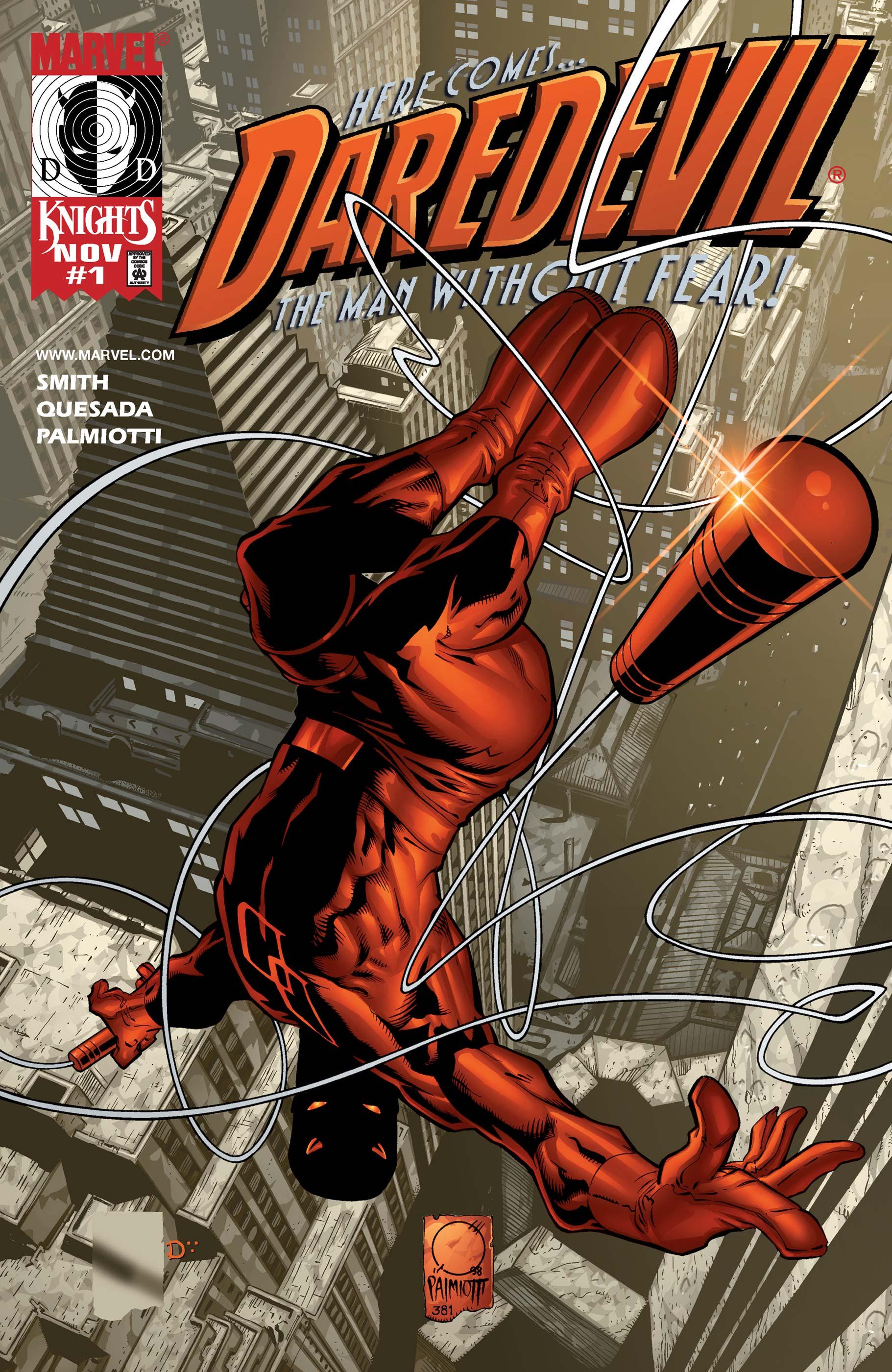 Daredevil (1998) #1