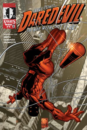 Daredevil Visionaries: Kevin Smith (Daredevil Vol. I: Guardian Devil) (Trade Paperback)
