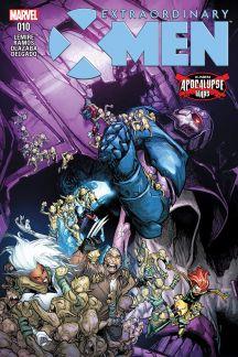 Extraordinary X-Men (2015) #10