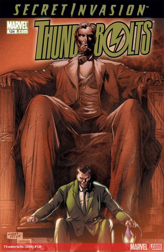 Thunderbolts (2006) #124