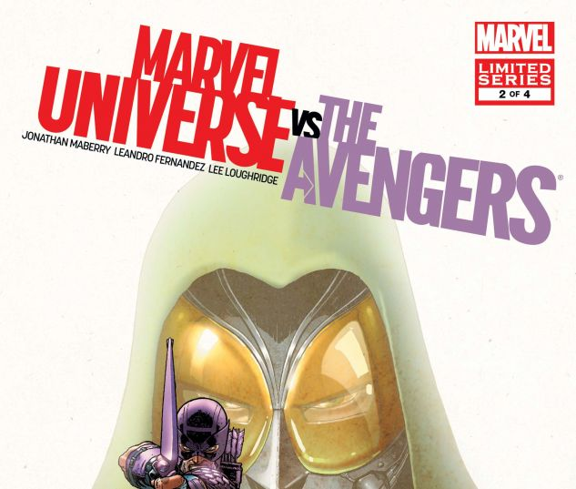 Marvel Universe Vs. the Avengers (2012) #2