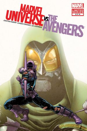Marvel Universe vs. The Avengers #2