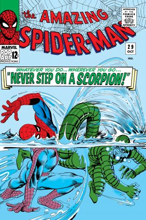 The Amazing Spider-Man #29