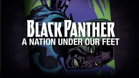 Black Panther: A Nation Under Our Feet - Part 4