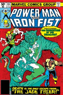 Power Man and Iron Fist (1978) #66