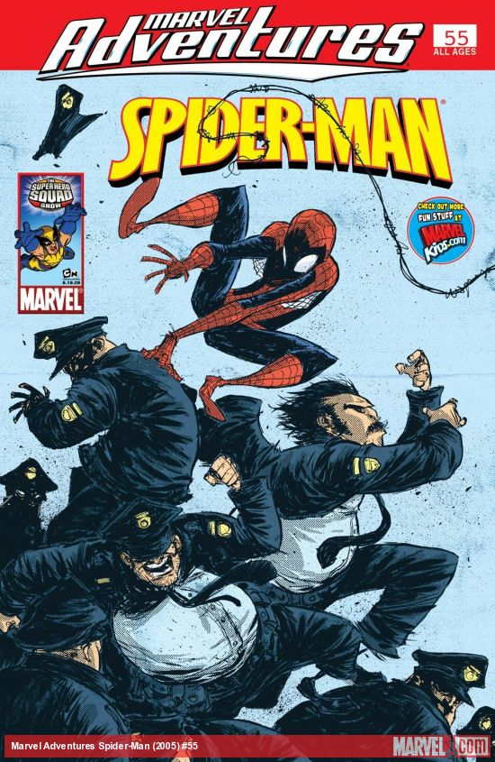Marvel Adventures Spider-Man (2005) #55