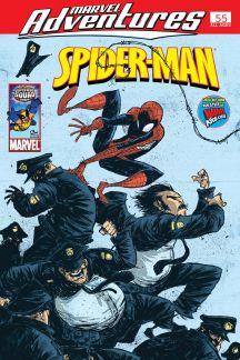 Marvel Adventures Spider-Man #55