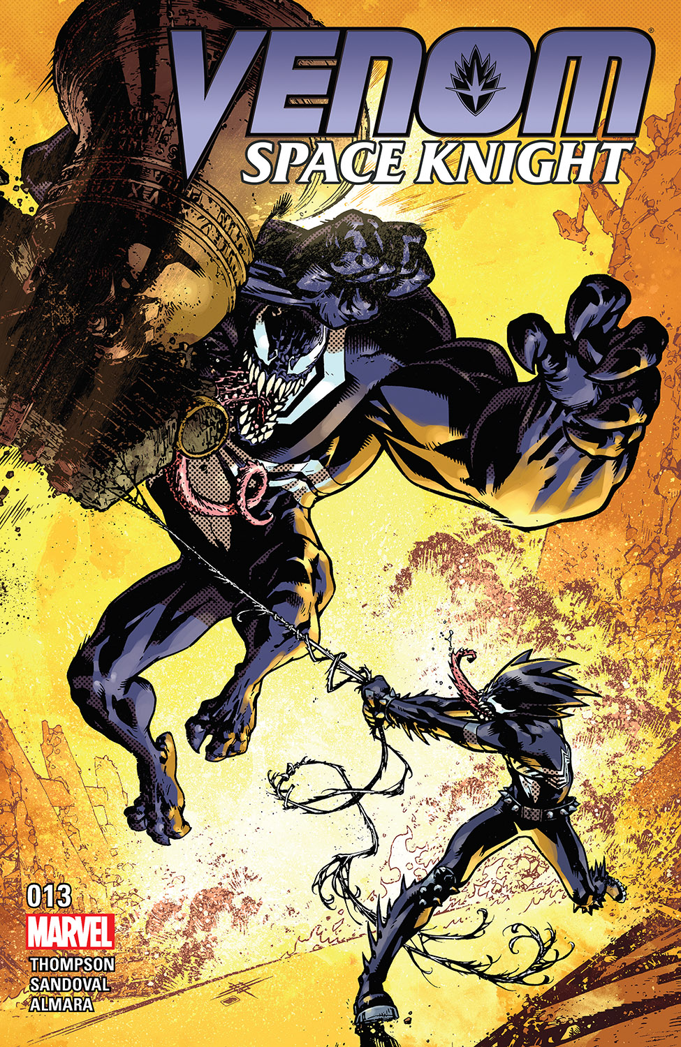 Venom: Space Knight (2015) #13
