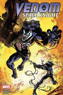 Venom: Space Knight #13