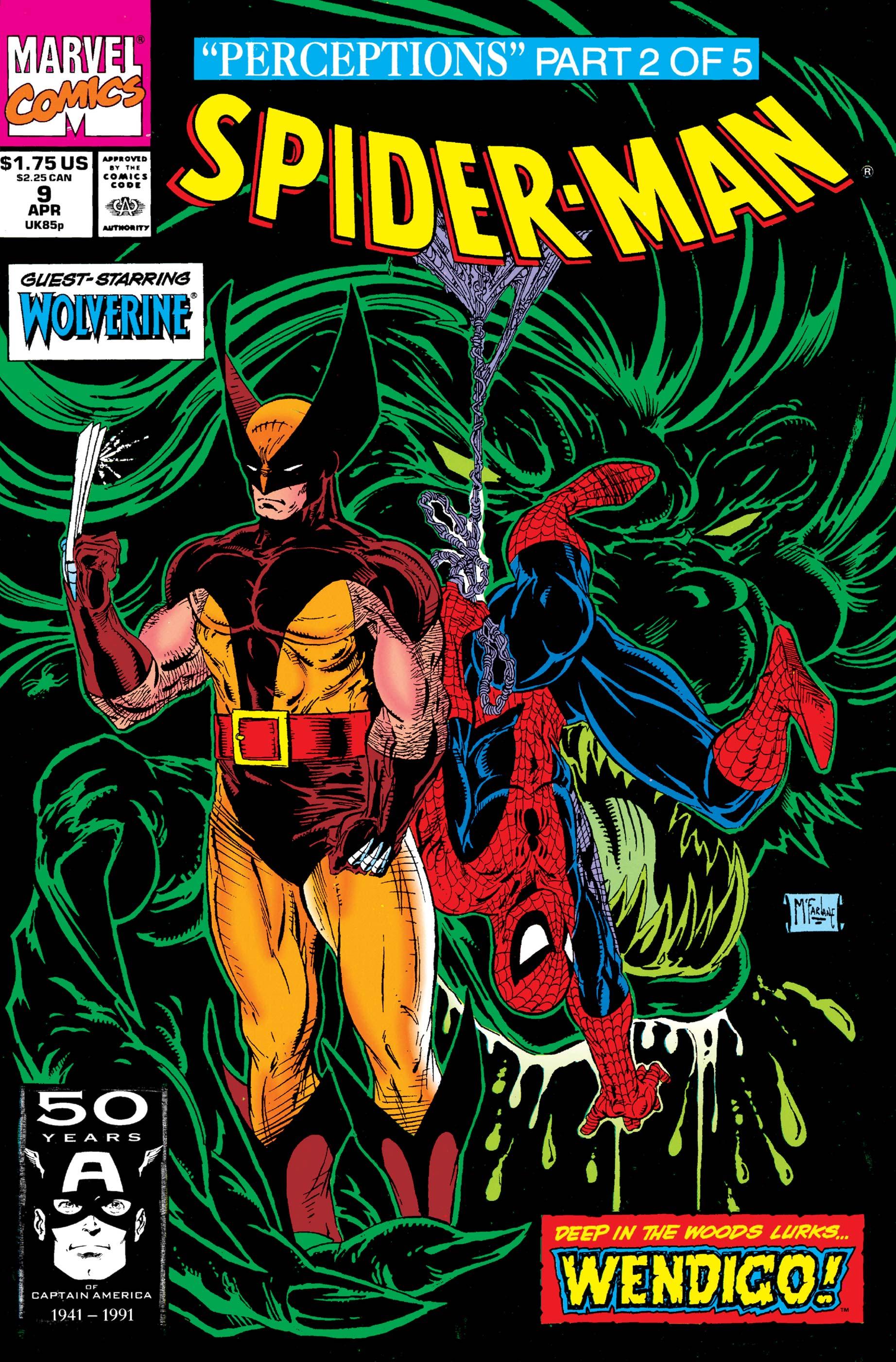 Spider-Man (1990) #9