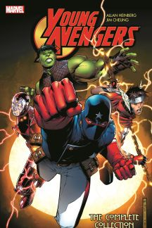 Young Avengers by Allan Heinberg & Jim Cheung: The Complete Collection (Trade Paperback)