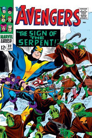 Avengers (1963) #32