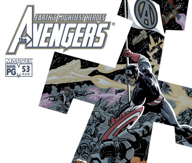 Avengers (1998) #53
