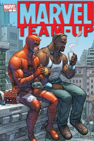 Marvel Team-Up (2004) #9