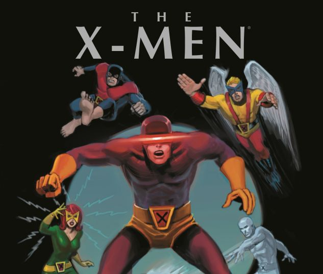 MARVEL MASTERWORKS: THE X-MEN VOL. 4 0 cover