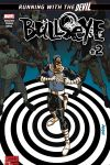 cover from Bullseye (2017) #2