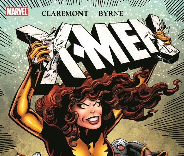 X Men Dark Phoenix Saga Trade Paperback Comic Books