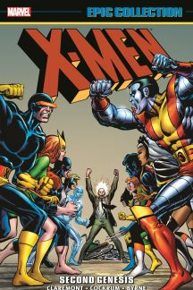 X-Men Epic Collection: Second Genesis (Trade Paperback)