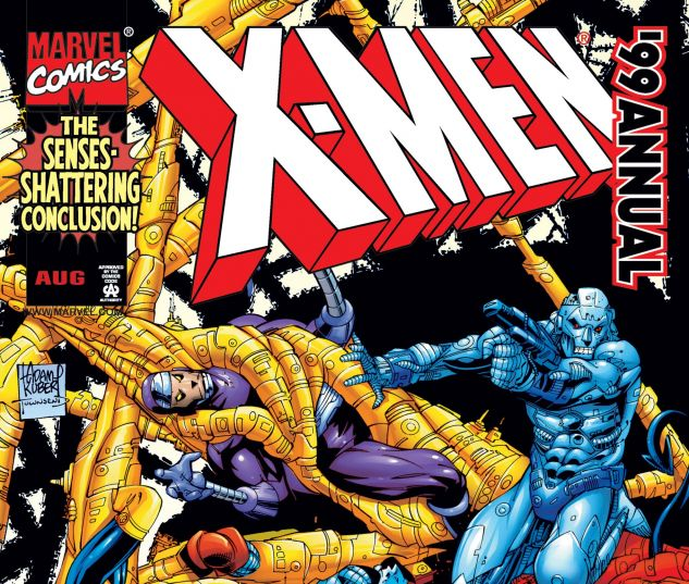 cover to X-Men Annual (1999) #1