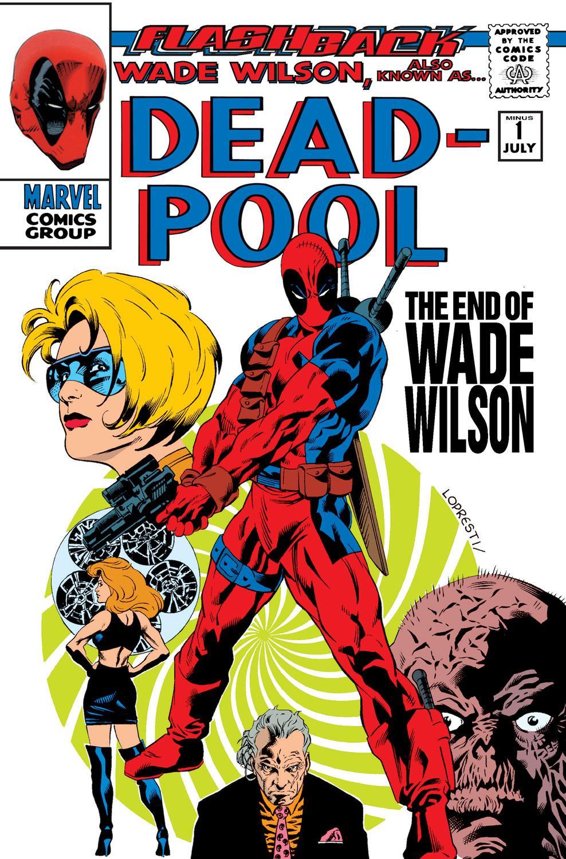 Deadpool (1997) #-1