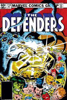 Defenders (1972) #114