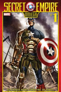 Secret Empire Omega (2017) #1