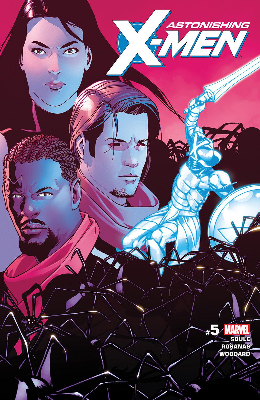 Astonishing X-Men (2017) #5
