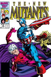 New Mutants (1983) #40