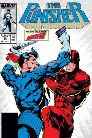The Punisher (1987) #10