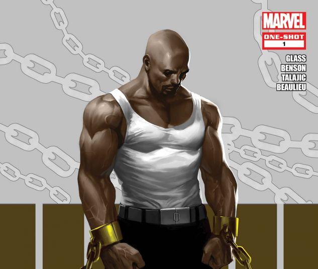 Avengers Origins: Luke Cage (2013) #1
