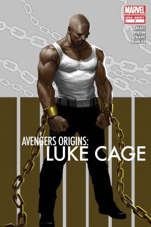 Avengers Origins: Luke Cage #1